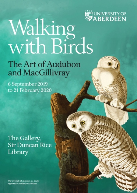 Exhibition: Walking with Birds