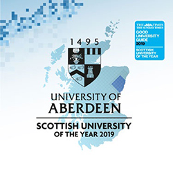 Scottish University of the Year 2019