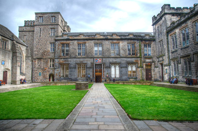 Aberdeen University marks 525th birthday with ambitious vision for the future