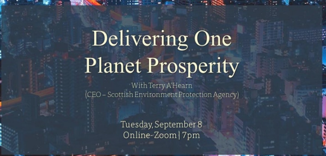 SEPA: Delivering One Planet Prosperity