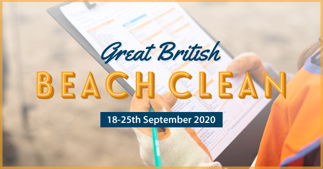 Great British Beach Clean