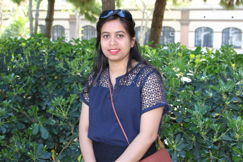 Sadia Sharmin