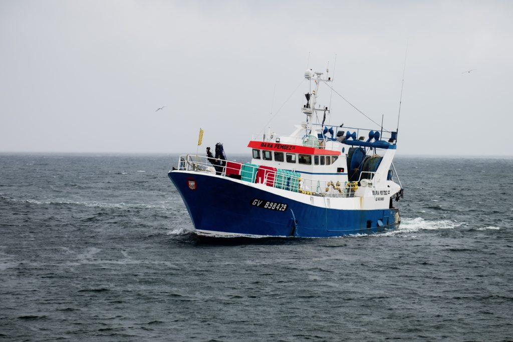 App to help Scottish skippers reduce bycatch wins industry sustainability award